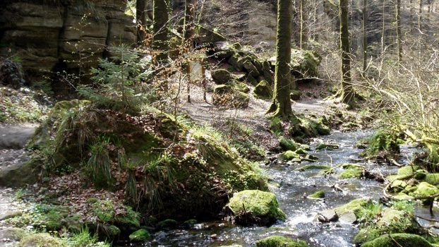Felsenwelten im Naturwanderpark
